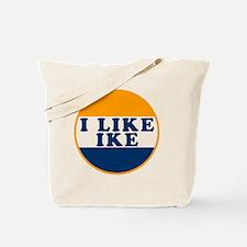 i_Like_Ike Tote Bag