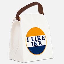 i_Like_Ike Canvas Lunch Bag