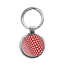 Untitled - 57 Round Keychain
