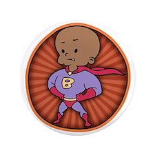 """super-baby-DK-T 3.5"""" Button"""