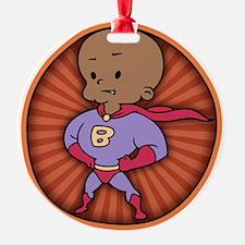 super-baby-DK-T Ornament