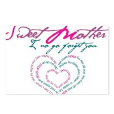 2-SWEETMOTHER Postcards (Package of 8)