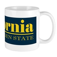 2-California Gold Bumper 2 Mug