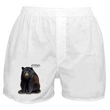 American Black Bear Boxer Shorts