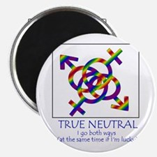 true neutral thongs Magnet