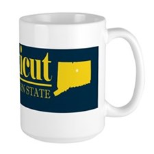Connecticut Gold Bumper 2 Mug