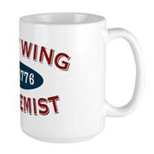 RightWingExtremistSince1776-Light Mug