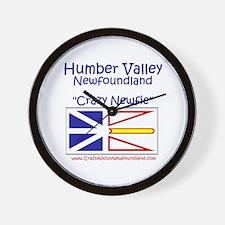 Humber Valley Wall Clock