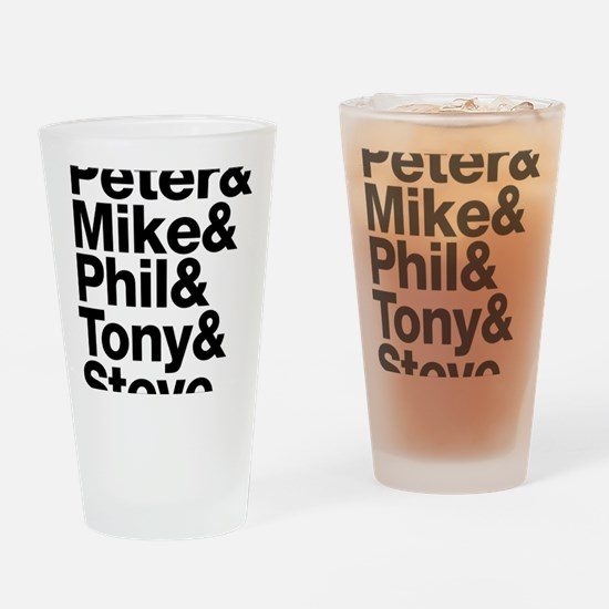 genesis Drinking Glass