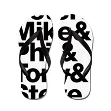 genesis Flip Flops