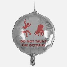 2-taunt octopus Balloon