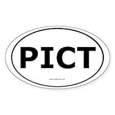 pict-border-fill Bumper Stickers