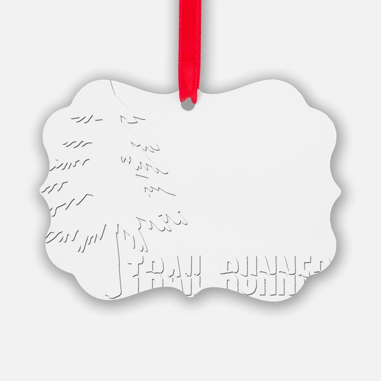 Trail Runner T Ornament