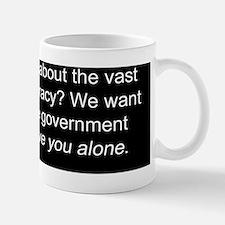 Libertarian Conspiracy2 Small Small Mug