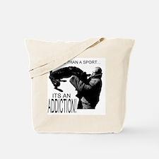 ADDICT K9 SHIRT Tote Bag