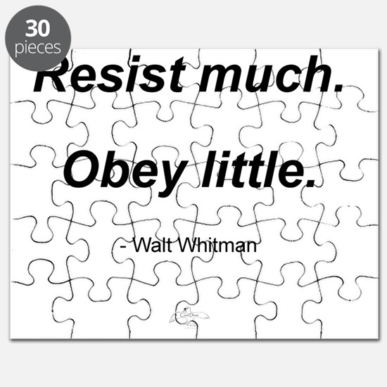 RESIST_MUCH_OBEY_LITTLE Puzzle