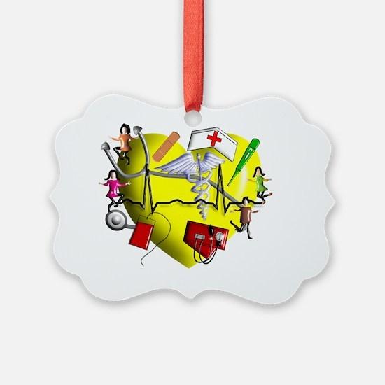 Pediatric Nurse Ornament