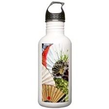 FlowerGarden_FP Water Bottle