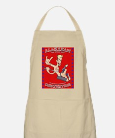 AL cartoon Apron