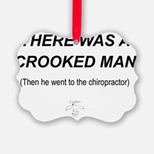 CROOKED_MAN Ornament