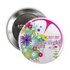 """worlds best twilight mom pink 2.25"""" Button"""
