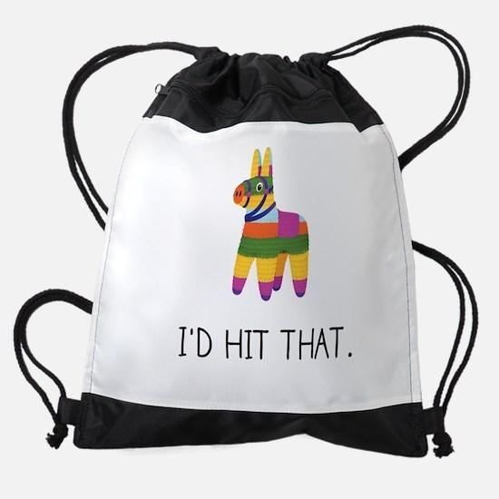 Hit That Drawstring Bag
