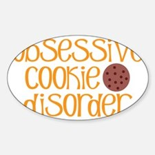 Obsessive Cookie Disorder R Decal