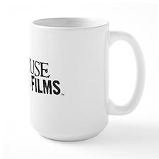RuseLogo BnW White 2 Mug