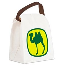LIKE A CAMEL Canvas Lunch Bag