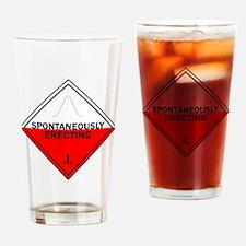 4-SPON Drinking Glass