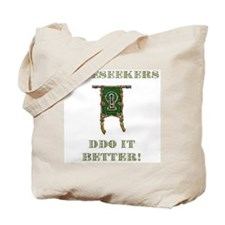 DDO It Better Design Tote Bag