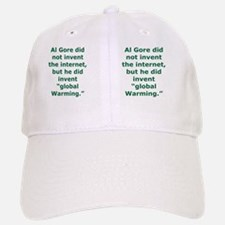 Al Gore did not invent the internet mug Baseball Baseball Cap
