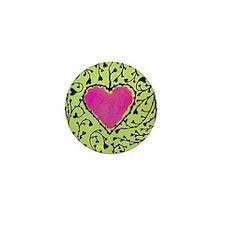 absinthepink2 Mini Button