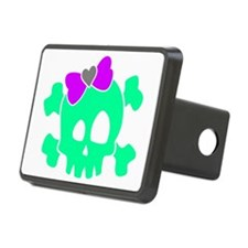 CutieSkullSeps Hitch Cover