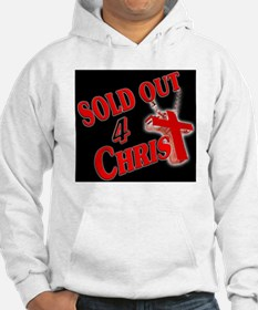 SOLD OUT 4 CHRISTBack Final copy Hoodie
