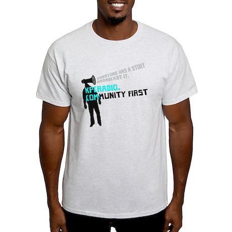 KPCR Blue Big Light T-Shirt