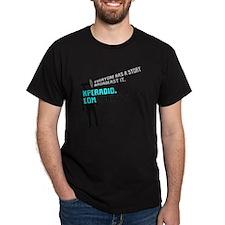 KPCR Blue Big T-Shirt