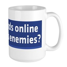 Friends online-CP Mug