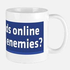 Friends online-CP Mug