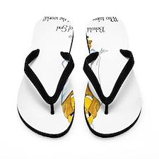 BEHOLD Flip Flops