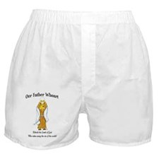 BEHOLD Boxer Shorts
