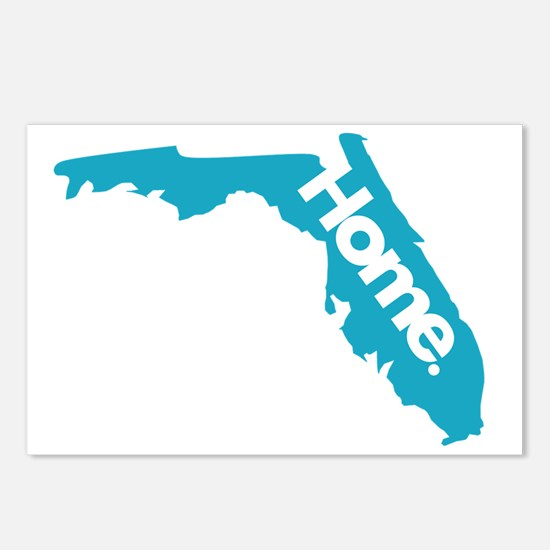 Florida-Home Postcards (Package of 8)