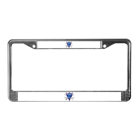 Protoss License Plate Frame