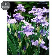 iris note card Puzzle