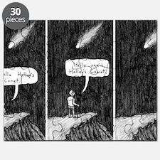 Halleys Comet Depressing Comic Puzzle