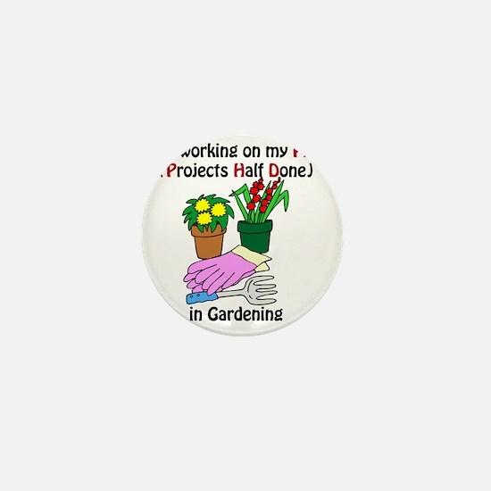 GardeningPhD Mini Button