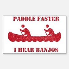 PaddleFaster Decal