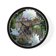 fairyhouse Wall Clock