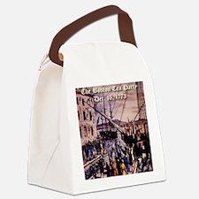 thebostonteaparty_16dec1773 Canvas Lunch Bag