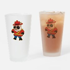 canadianbacon2 Drinking Glass